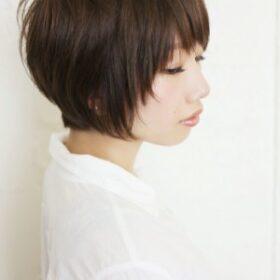 anteret-サイドシルエットにこだわったメリハリショート☆
