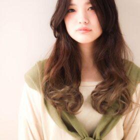 Be_fine_becs-巻髪のロングヘア