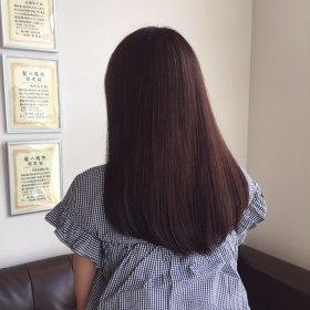 RoomieЯoom-キレイなストレート後ろ髪
