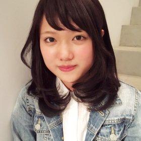 CLEAR_of_hair_issha-黒髪セミロング