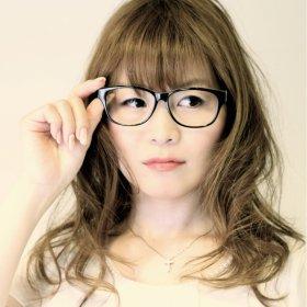 RE_MARUSAN_HAIR-眼鏡の似合うセミロング