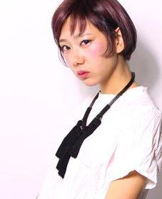 VAN_COUNCIL_kanayama-ショートヘアの似合う女性