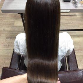 RoomieЯoom-ロングストレート後ろ髪