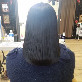 RoomieЯoom-黒髪ストレート