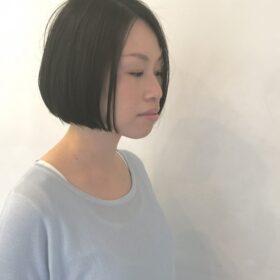 sugata-ワンレンボブ