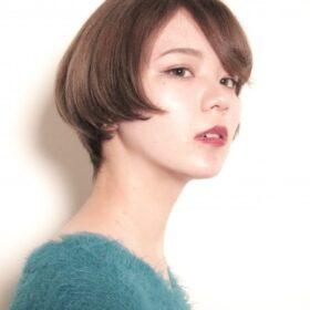 meika-アレンジ可能なショートヘアその1
