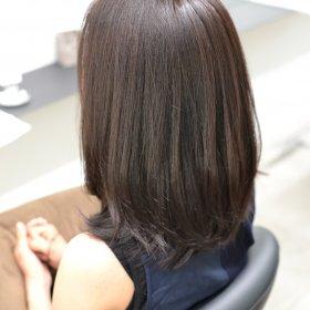 イレスのストレートヘアの写真3
