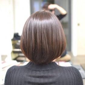 イレスのストレートヘアの写真8