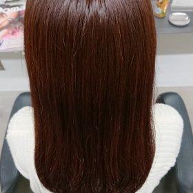 イレスのストレートヘアの写真7