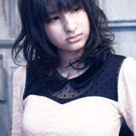 grow-黒髪セミロング