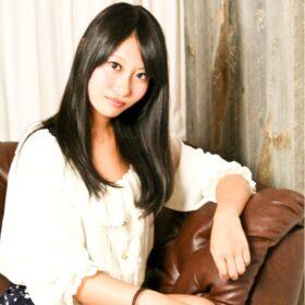 insyo-黒髪ストレート