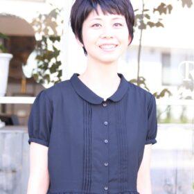 insyo-黒髪ショート