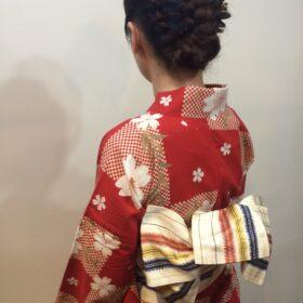 zerohair-和服の似合うまとめ髪スタイル