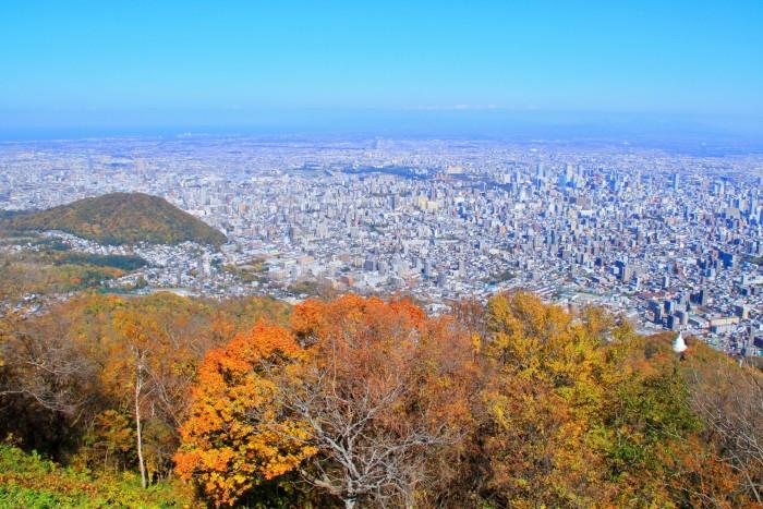 maruyama-history-円山からの眺望