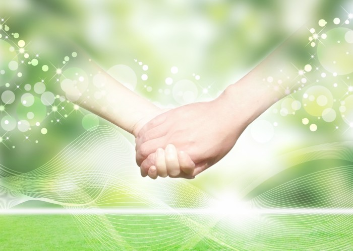 relation-手を繋ぐイメージ