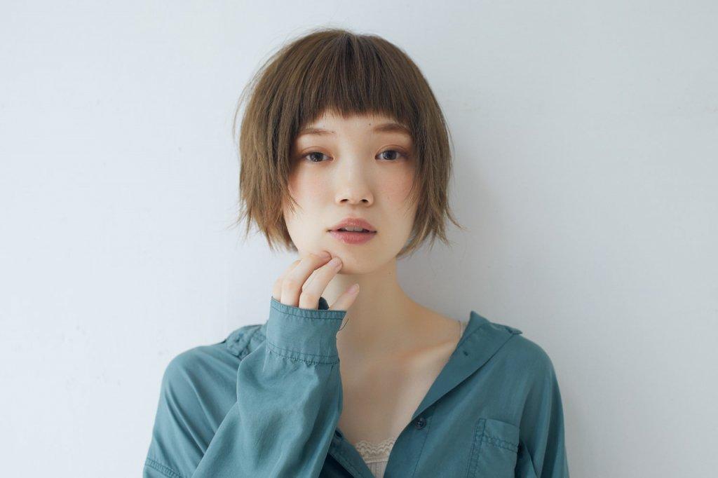 kichi-color-クロードモネのショートヘア