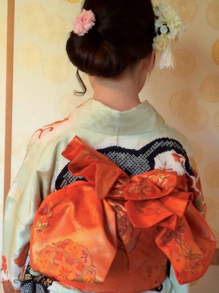 kitsuke-オヤの着付けスタイル