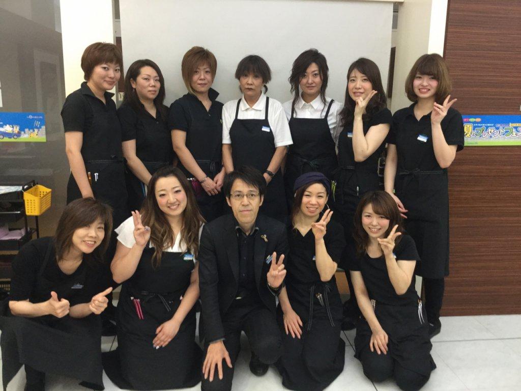 kitsuke-sapporo-のい美容室スタッフ