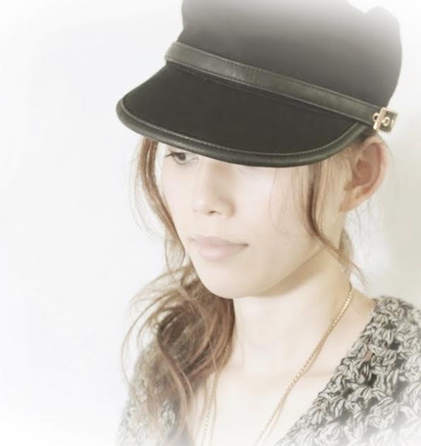 set-プラネットさんの帽子に合わせたヘアセット