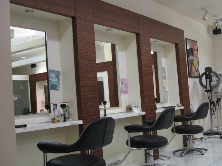 sapporo-spa-のい美容室のセット面