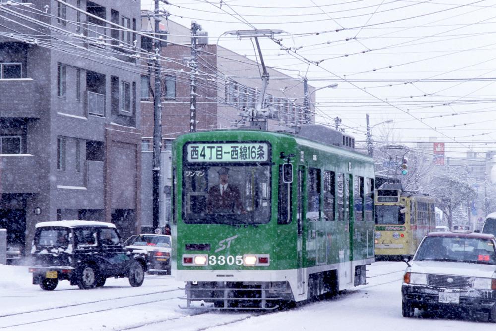 satsueki-走る市電