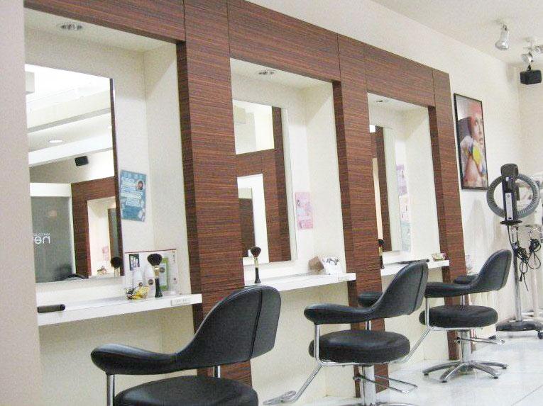 shinsapporo-osusume-のい美容室のセット面