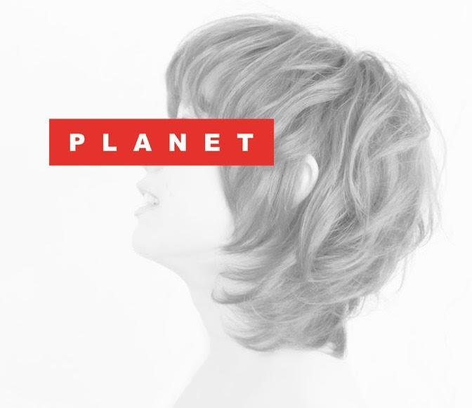 sapporo-secret-プラネットのロゴが入ったショートヘアの女性の画像