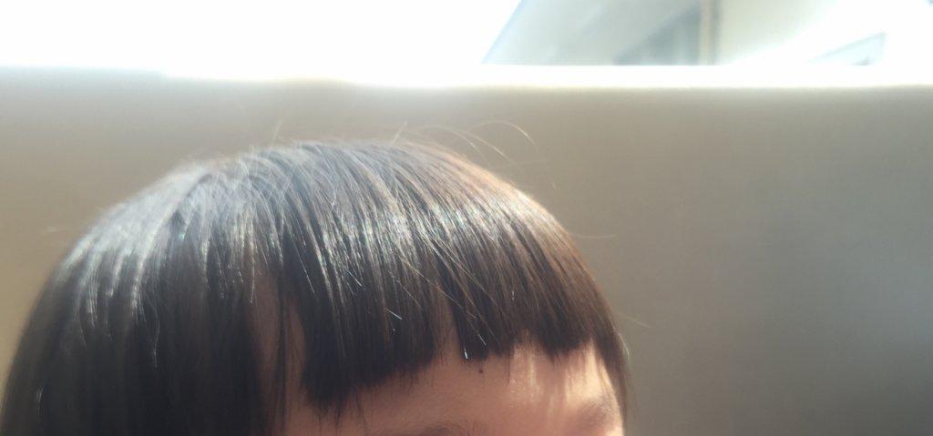 drycut-前髪