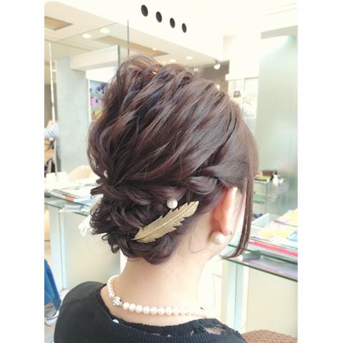 hairset-マリンゴのヘアセットスタイル
