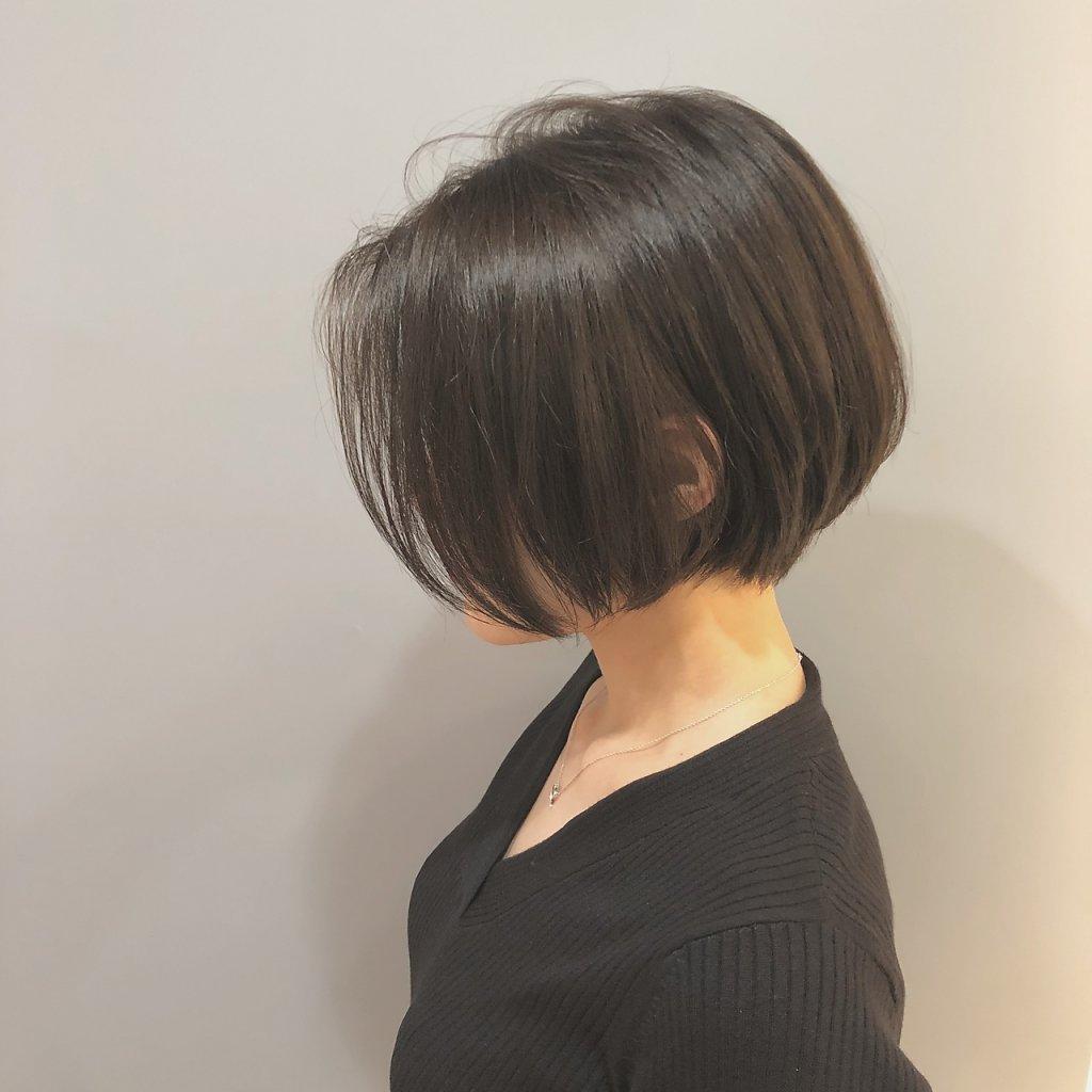 gray-レイヨコハマの白髪染め