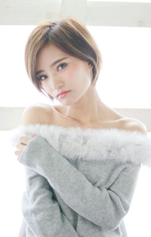 short-マウロア のショートヘア