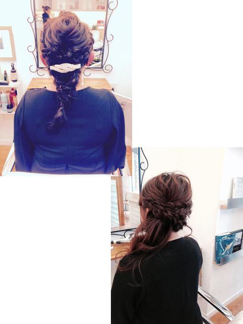 hairset-オーパスワンのヘアセットスタイル