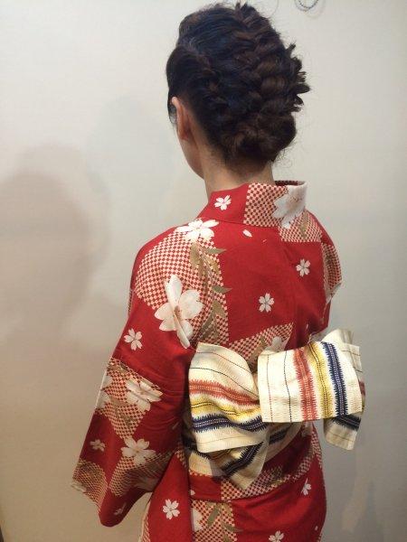 hairset-ゼロヘアーのヘアセットスタイル