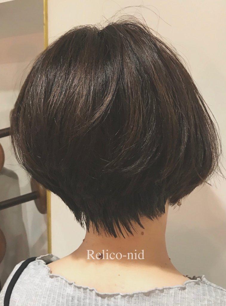 grey-レリコ ニドの白髪染め