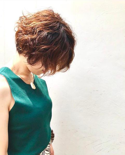 parm-ゴカンオモテサンドウのヘアスタイル