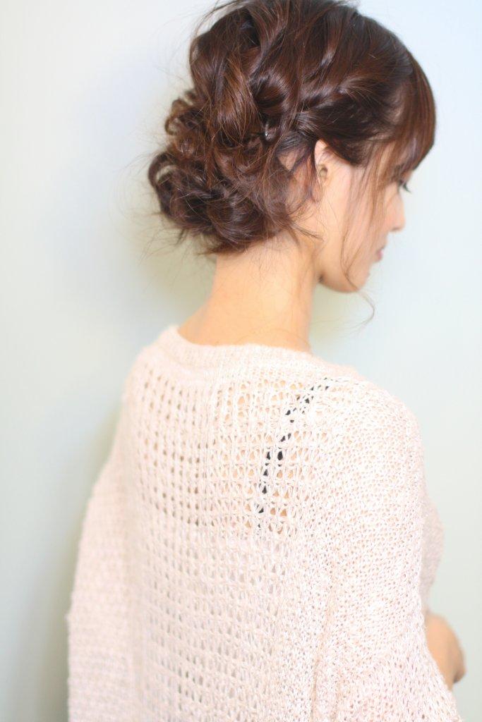 hairset-アンテレのヘアスタイル
