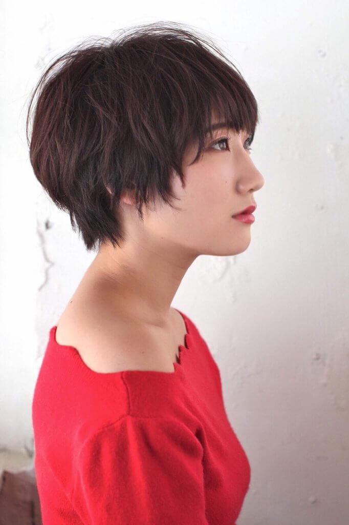 organic-アンテレのヘアスタイル