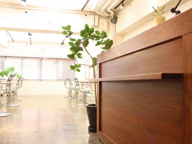 organic-アンテレの店内