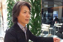 organic-ブルームスイートのオーナー山崎さん