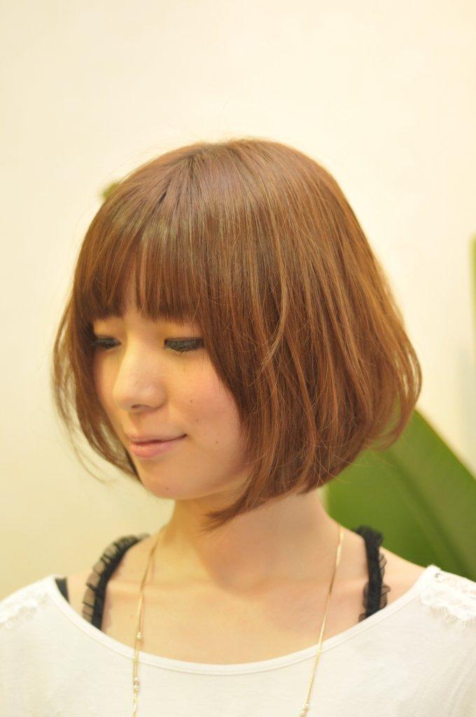 クプクプヘアーのスタイル写真
